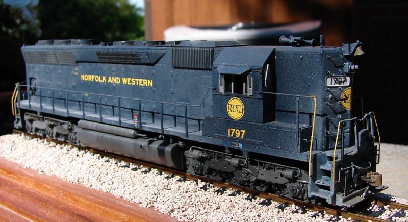 Diesel Near Me >> N&W prototype photos | Norfolk & Western Radford Division